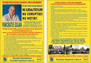 Leaflet GOJAN Staucenii A5
