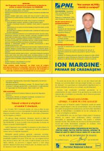 Leaflet MARGINE A4
