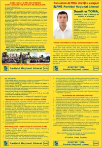 Leaflet TOMA Codru 22.05.2015