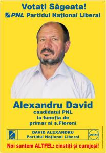 Poster DAVID Floreni