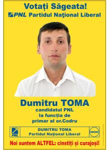 Poster TOMA Codru 22.05.2015