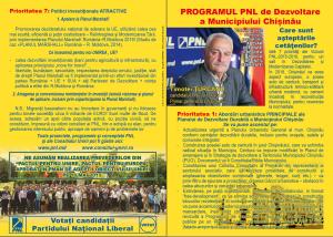 Program Chisinau-partea1